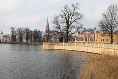 Schwerin Royalty Free Stock Image