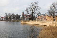 Schwerin Royalty Free Stock Image