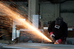 Schwerindustrie lizenzfreie stockfotos