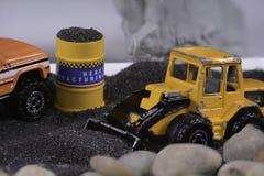 Schwerindustriebild Lizenzfreie Stockfotografie