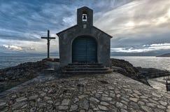 Schwermütiges St. Vincent Stockbild