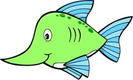 Schwertfisch-Vektor Lizenzfreie Stockfotografie
