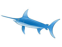 Schwertfische Stockfotografie