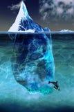 Schwertwale Stockfoto