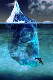 Schwertwale lizenzfreie abbildung