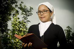 Schwester Jornadal Lizenzfreies Stockbild
