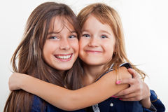 Schwestern Stockfotografie