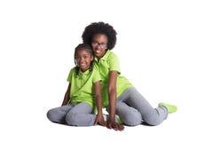 2 Schwestern Stockbilder