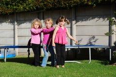 Schwestern Lizenzfreies Stockfoto