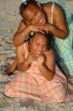 Schwestern potrait Lizenzfreie Stockbilder