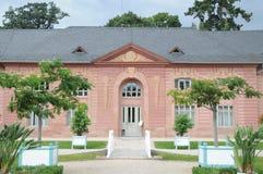 Schwetzingen城堡橘园  库存图片