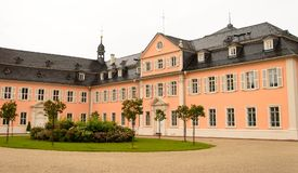 schwetzingen της Γερμανίας κάστρων Στοκ Εικόνα
