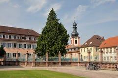 Schwetzingen Castle, Germany stock photo