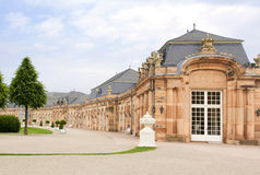 Schwetzingen Castle- Germany Royalty Free Stock Photography