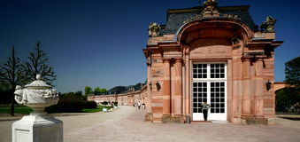 Schwetzingen Palace Royalty Free Stock Photo