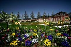 Schwetzingen Palace Garden Royalty Free Stock Image