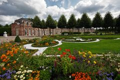 Schwetzingen Palace and Gardens - Germany Stock Photos