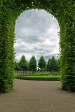 Schwetzingen Palace and Gardens - Germany Stock Photography