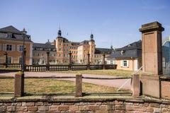 Schwetzingen-Palast, Deutschland Stockbilder