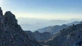 Schwierige Bereiche Taurus Mountainss Lizenzfreies Stockfoto