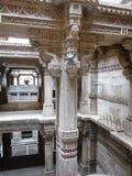 Schwierige indische Architektur Lizenzfreie Stockbilder