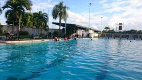 Schwimmbäder Lizenzfreie Stockfotos