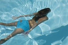 Schwimmen stockbilder
