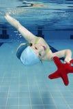 Schwimmen Lizenzfreies Stockfoto