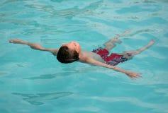 Schwimmen Lizenzfreie Stockfotos