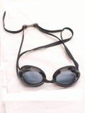 Schwimmen-Gläser stockfotografie