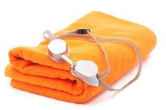 Schwimmenausrüstung Lizenzfreies Stockfoto