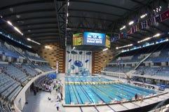 Schwimmenmeisterschaft 2012 Dubai-Fina Lizenzfreie Stockbilder
