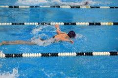 schwimmer Lizenzfreies Stockfoto