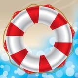 Schwimmring Lizenzfreie Stockbilder