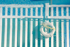 Schwimmweste Stockfoto