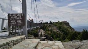 Schwingbrücke Lizenzfreies Stockbild