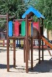 Schwingenspielplatz für Kind-` s Unterhaltung stockfotos