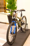 Schwinn bicycle on display. Royalty Free Stock Photo
