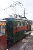 Schynige Platte railway Royalty Free Stock Image