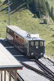 Schynige Platte railway Royalty Free Stock Images