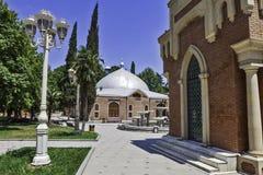 Scià Abbas Mosque in Gyandzha Immagine Stock