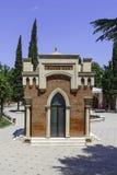 Scià Abbas Mosque in Gyandzha Immagine Stock Libera da Diritti
