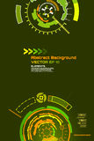 Sci-fi abstract technology background for futuristic high tech design - vector. Sci-fi abstract background for futuristic high tech design - vector vector illustration