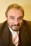 John Rhys-Davies Royalty Free Stock Photos