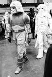 Sci fi konwencja w Gothenburg spacer wokoło zdjęcie stock