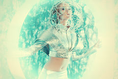 Sci-fi style Royalty Free Stock Images