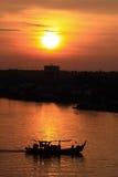 Sciabica di pesca Fotografia Stock