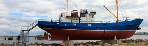 Sciabica di pesca Fotografie Stock