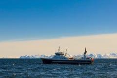 sciabica nell'industria della pesca del merluzzo Fotografie Stock Libere da Diritti
