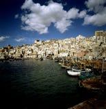 Sciacca, Sicília Imagem de Stock Royalty Free